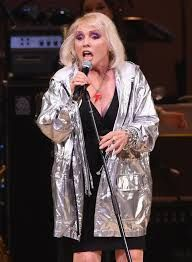 Image result for blondie debbie harry 2016