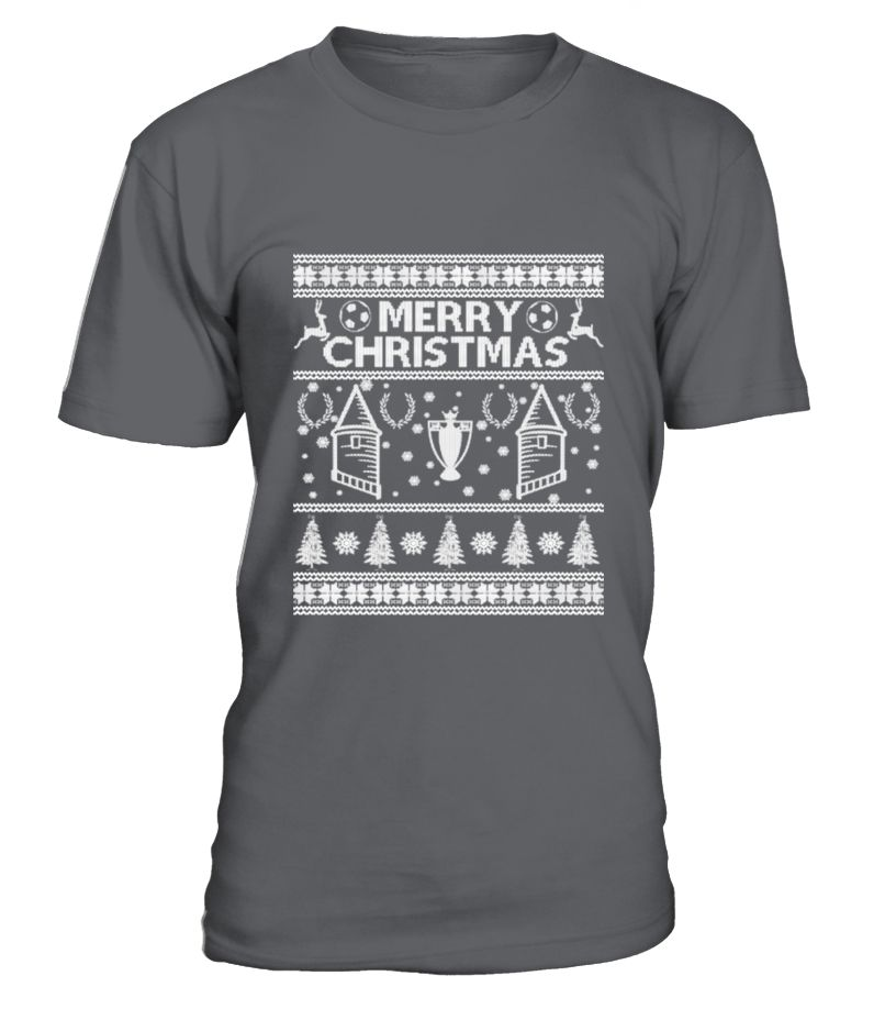 Christmas sweater for Everton fan  Funny sweater for christmas T-shirt, Best sweater for christmas T-shirt