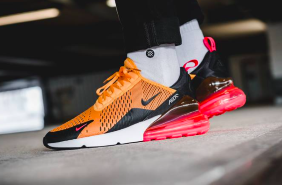 Look For The Nike Air Max 270 Black University Gold Next Week For a brand  new fe0ef8c70