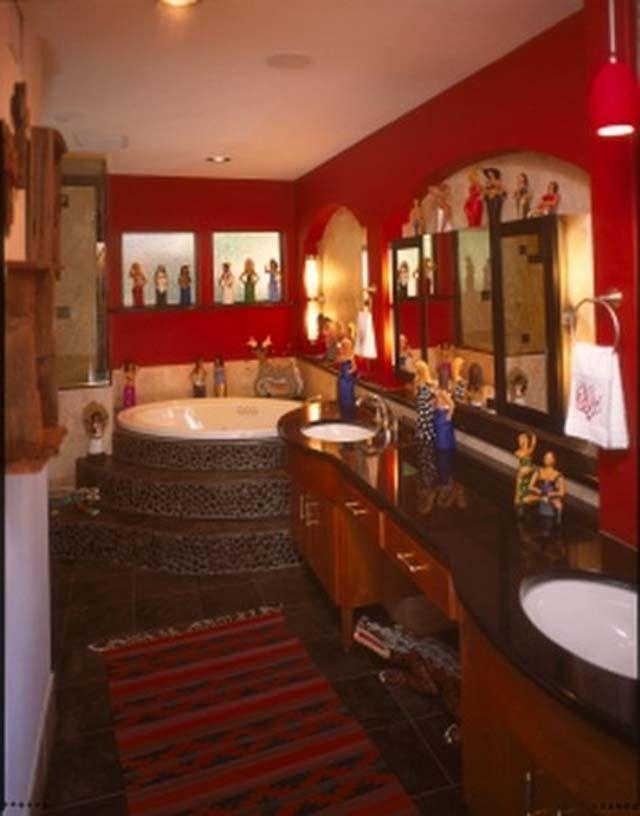 Bathroom decor ideas paintings