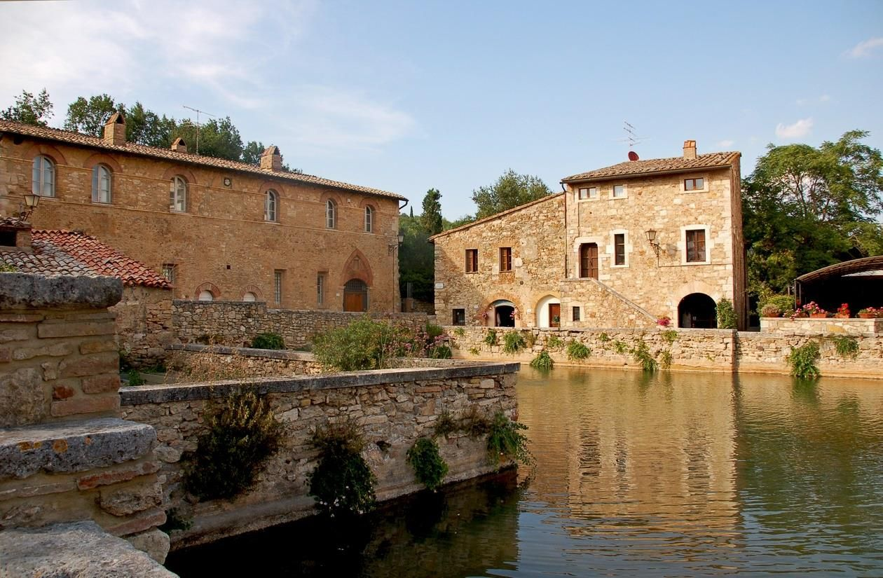 Spas And Thermal Baths In The Val D Orcia Road Trip Toscane