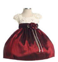 6c95d5ae1 Amazon.com  Bonnie Baby Large Dots Birthday Dress with Headband ...