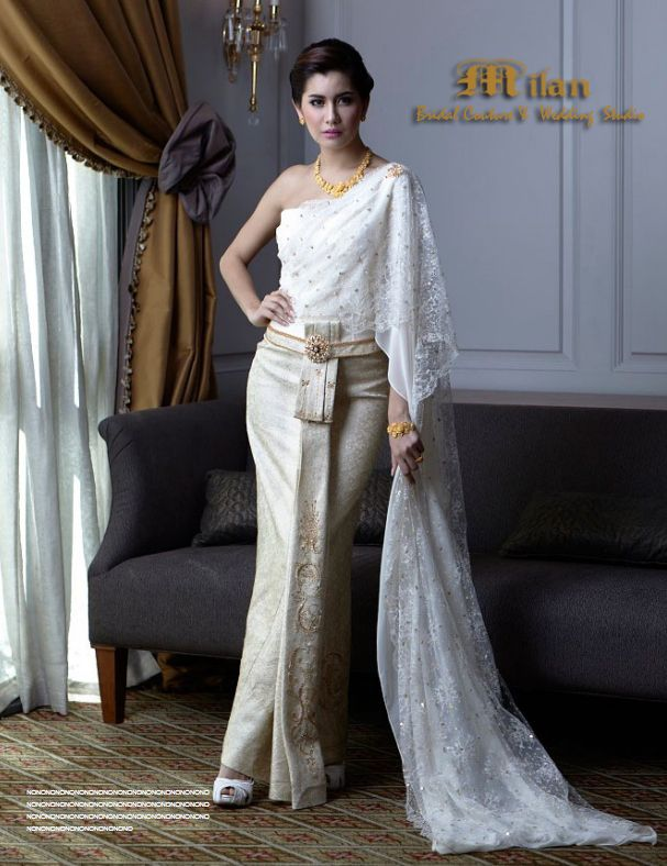 Thai Wedding Dresses