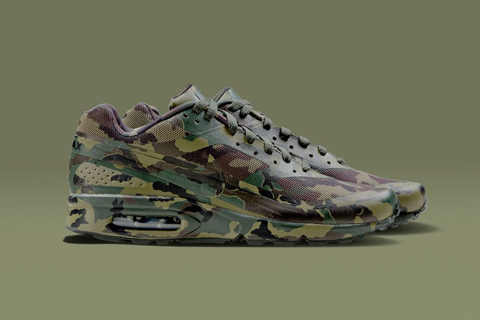 nike requin militaire