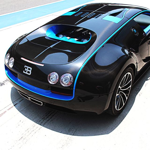 Bugatti Still Miles Ahead With The Veyron