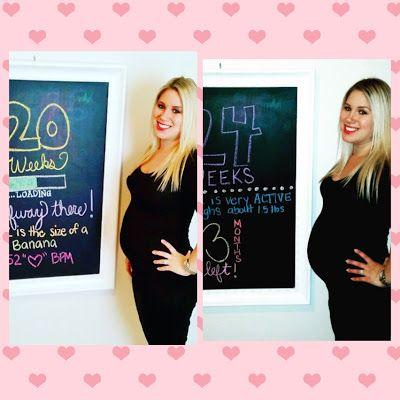 20 24 weeks pregnant. chalkboard, pregnancy, pregnant, chalkboard tracker,  chalkboard, weekly picture, bump