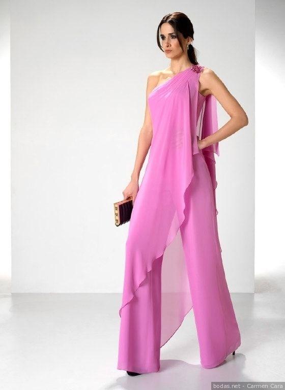 0804fe2d7845 Monos de fiesta para bodas: 54 modelos espectaculares | vestidos ...