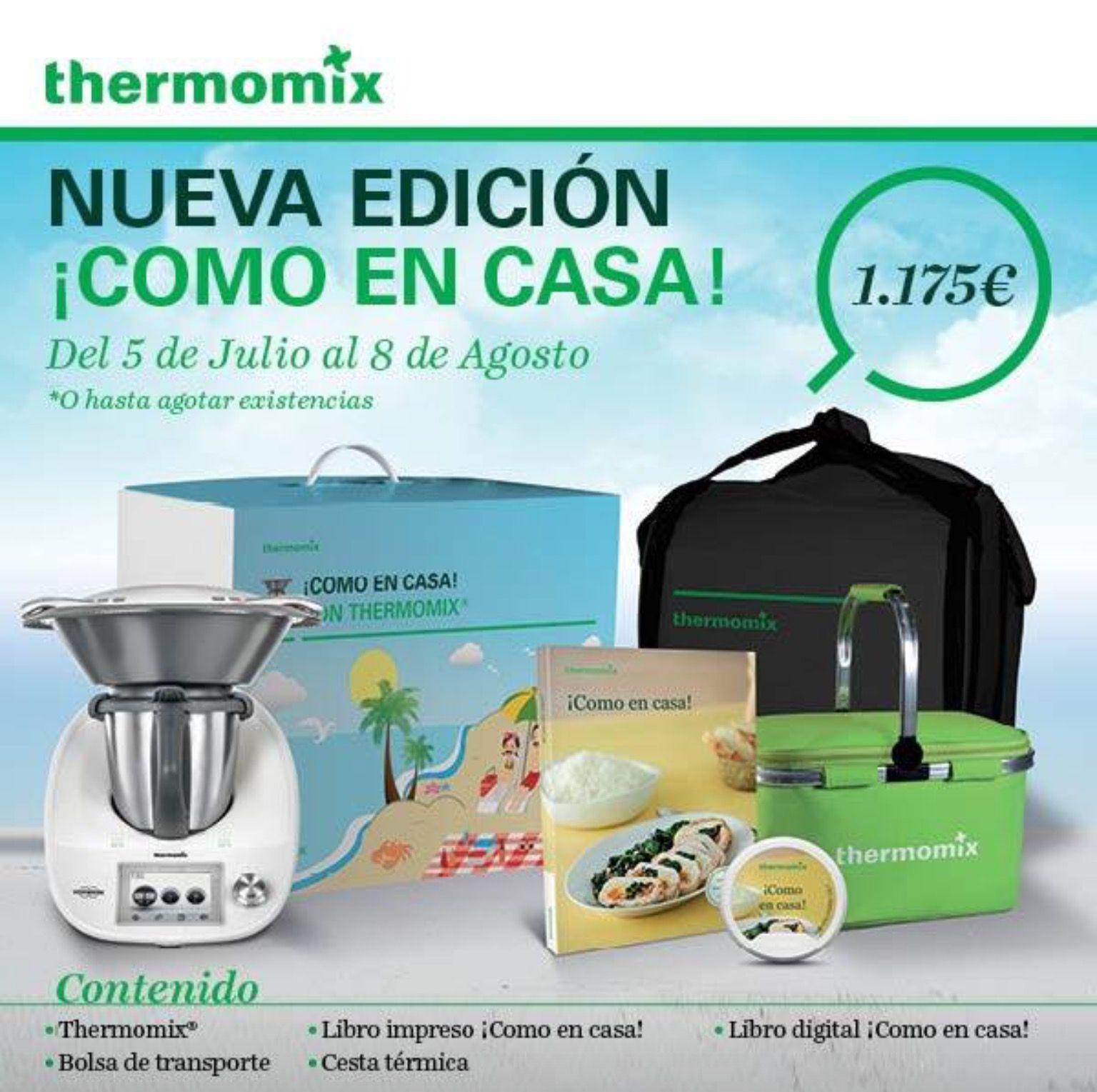 Funda para Thermomix TM5 verano
