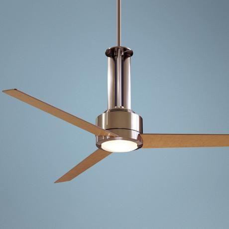 56 minka flyte brushed nickel ceiling fan 47219 lampsplus 56 minka flyte brushed nickel ceiling fan 47219 lampsplus aloadofball Images