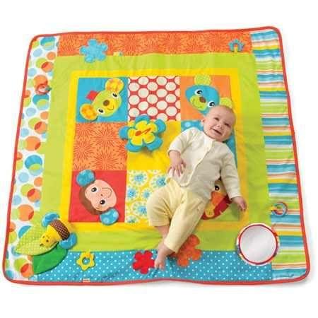 Alfombras Didacticas Para Bebés Baby Play Mat Patchwork Baby Kids Training