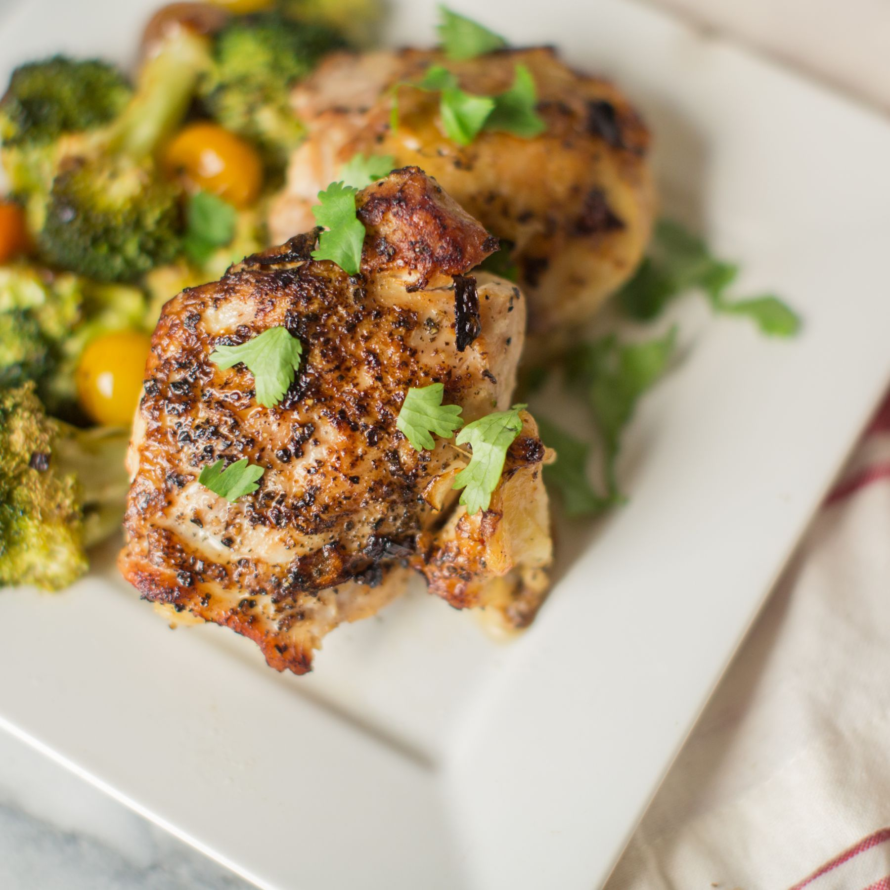 Healthy simple meal ideas one pot paleo chicken and