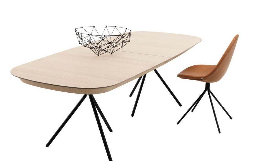 Ottawa Table By Karim Rashid For Boconcept Extendable Dining