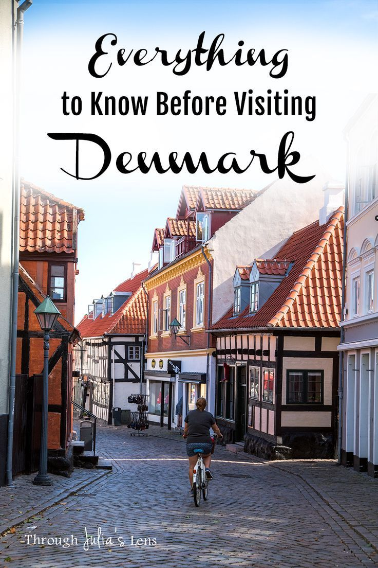 Denmark is such an incredible country! I've spent a lot of time there, and I'm a little bit obsessed. If you're planning on visiting Copenhagen or another Danish city (you should see as many cities as you can), these are the top things to know about Denmark before you go!