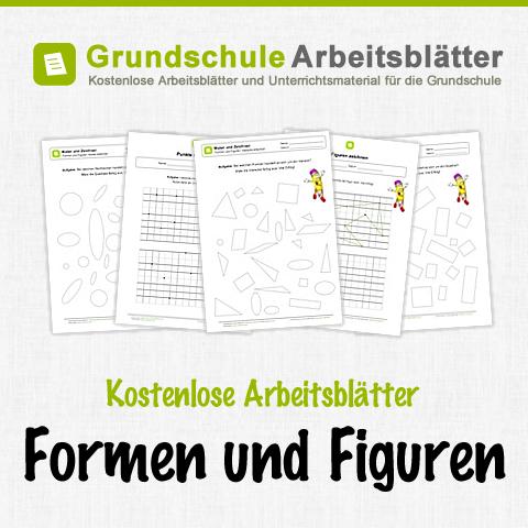 Schön 2Dund 3D Formen Arbeitsblatt Bilder - Arbeitsblatt Schule ...