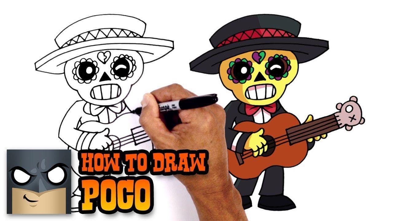 How to Draw Poco Brawl Stars Desenhos, Desenho, Poço
