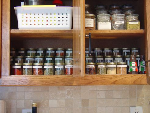 Spice Cabinet! She is my hero!