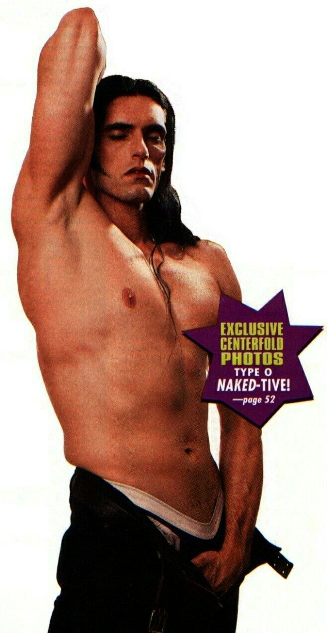 Consider, that Peter steele nude attentively