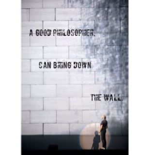 A good philosopher can bring down the wall