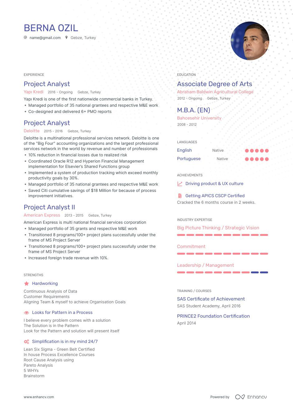 8 Project Analyst Resume Samples And Writing Guide Resume Examples Guided Writing Resume