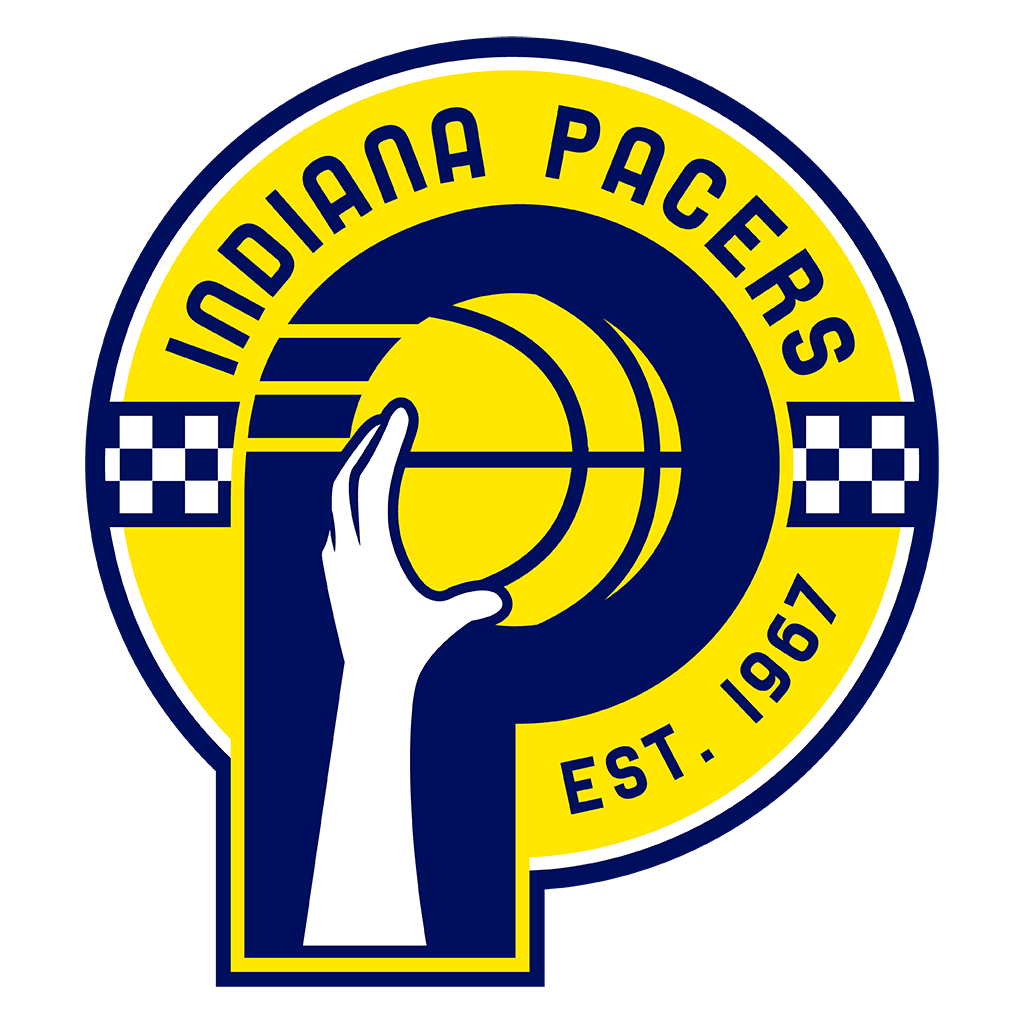 Pacers Rebrand 20172018 Sports team logos, Chicago