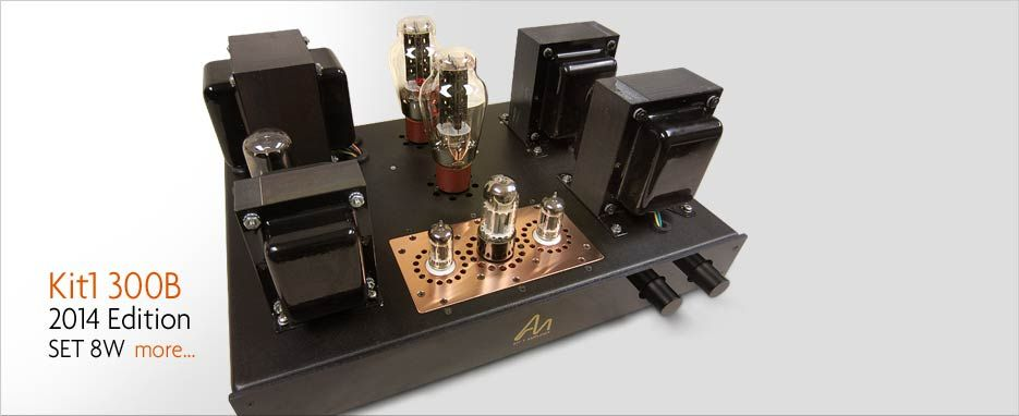 Audio Note Kit1 300B Eighth Anniversary | Amplifier