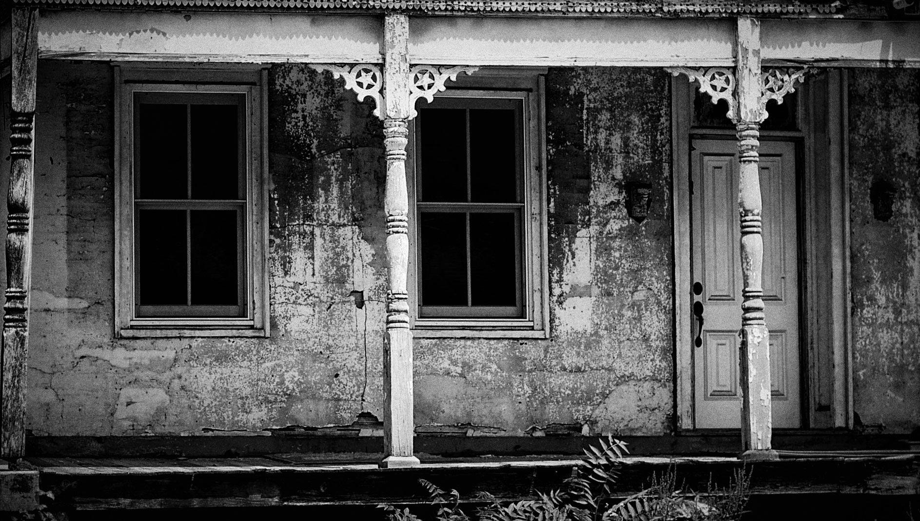 © Robin Rufe 2016 Porch, Kunkletown