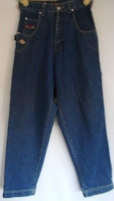 d02aabc8 PACO Mens Jeans Cargo Pants 30x32 HipHop Dark Stone Wash | low ...