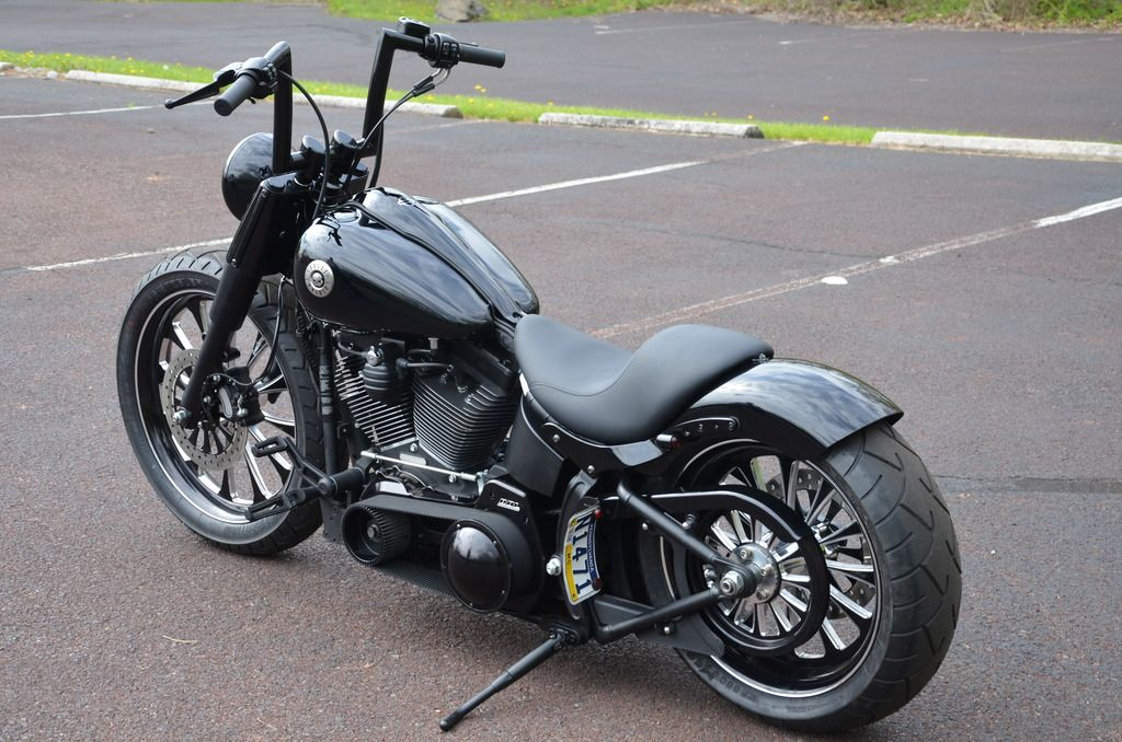 2012 Fatboy Lo Build Thread 2nd Phase Of Mods Tons Of