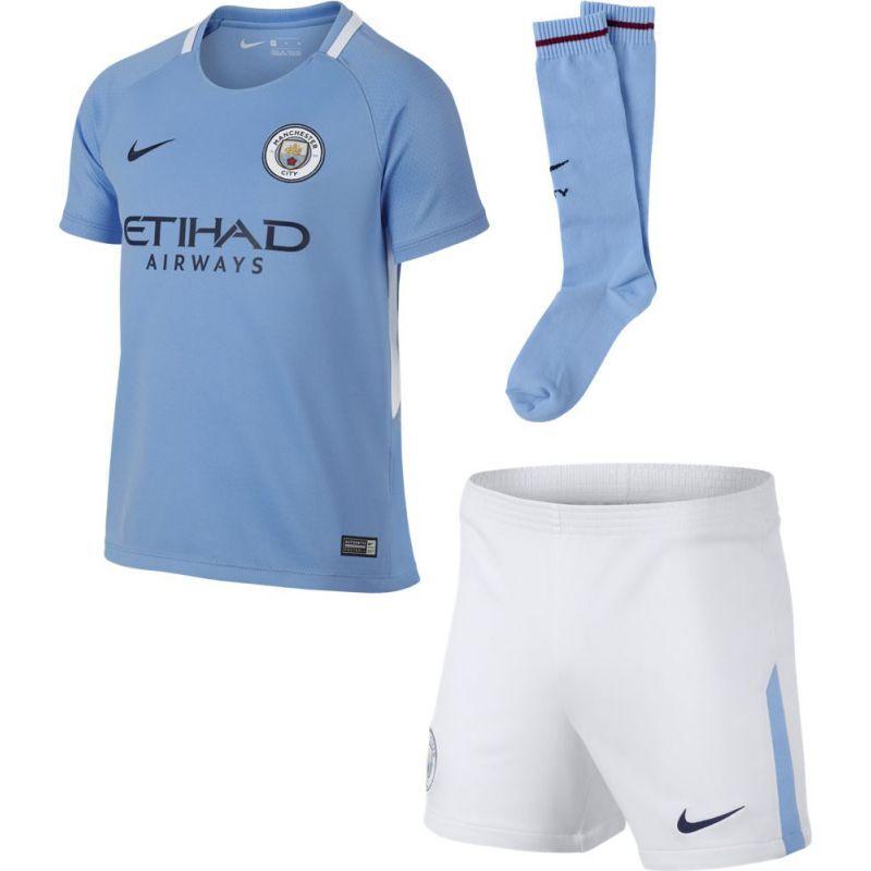 Maillot Domicile Manchester City Enfant