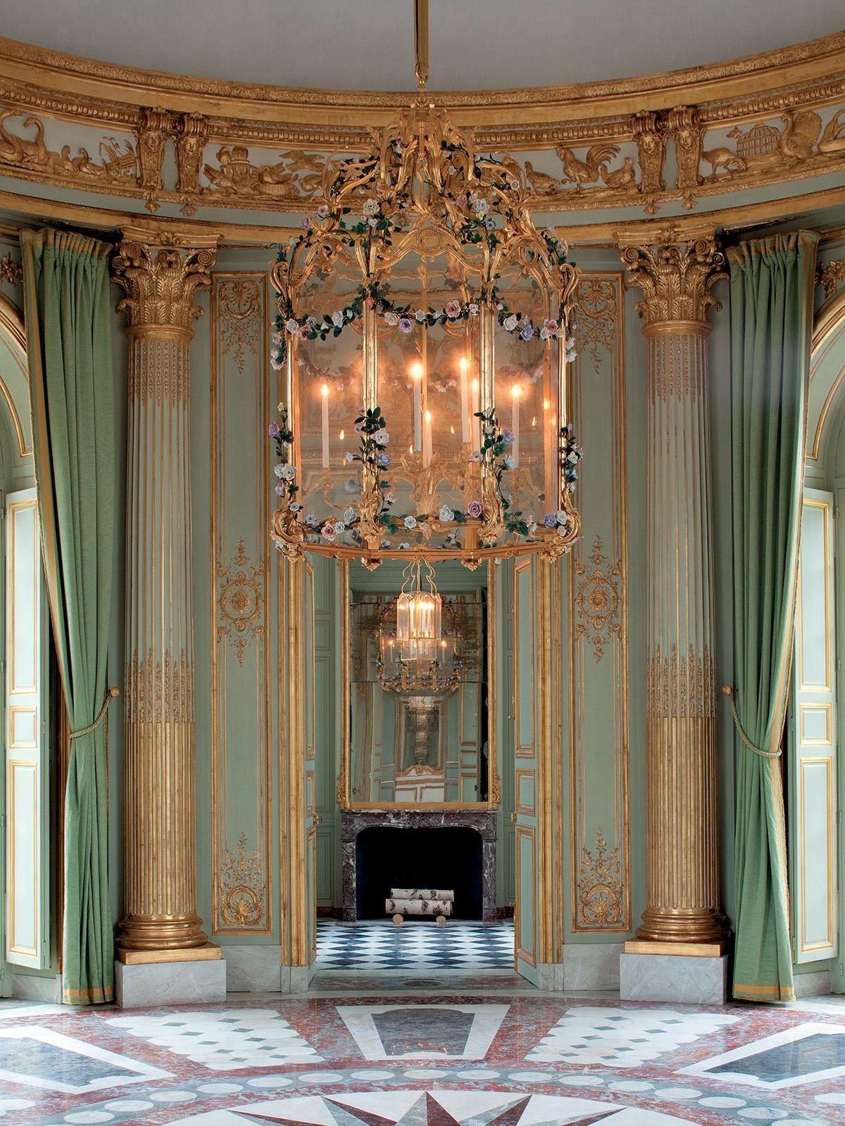 Pavillon Franais Versailles VERSAILLES Pinterest