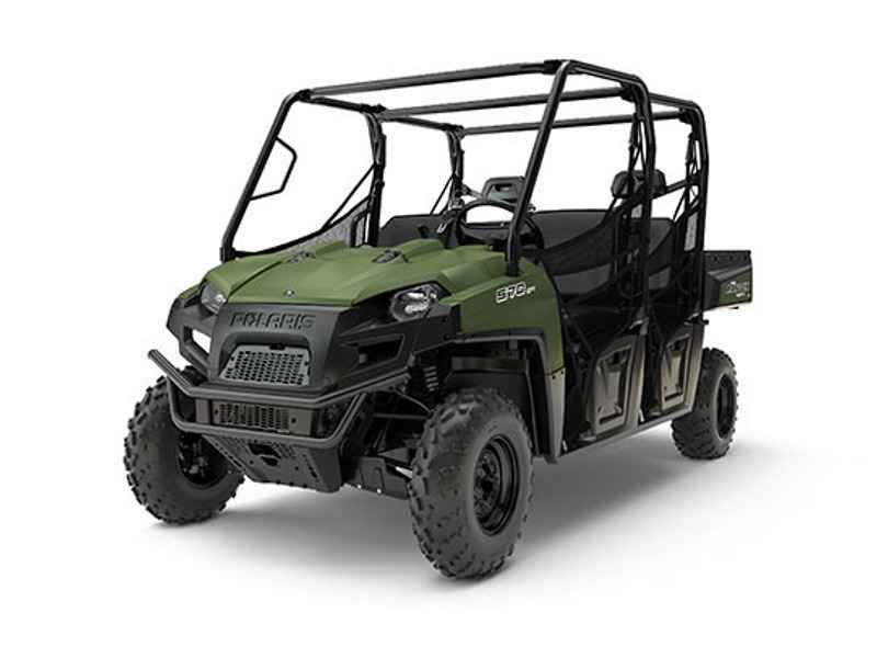 New 2017 Polaris RANGER CREW 570-6 Sage Green ATVs For Sale in - Equipment Bill Of Sale