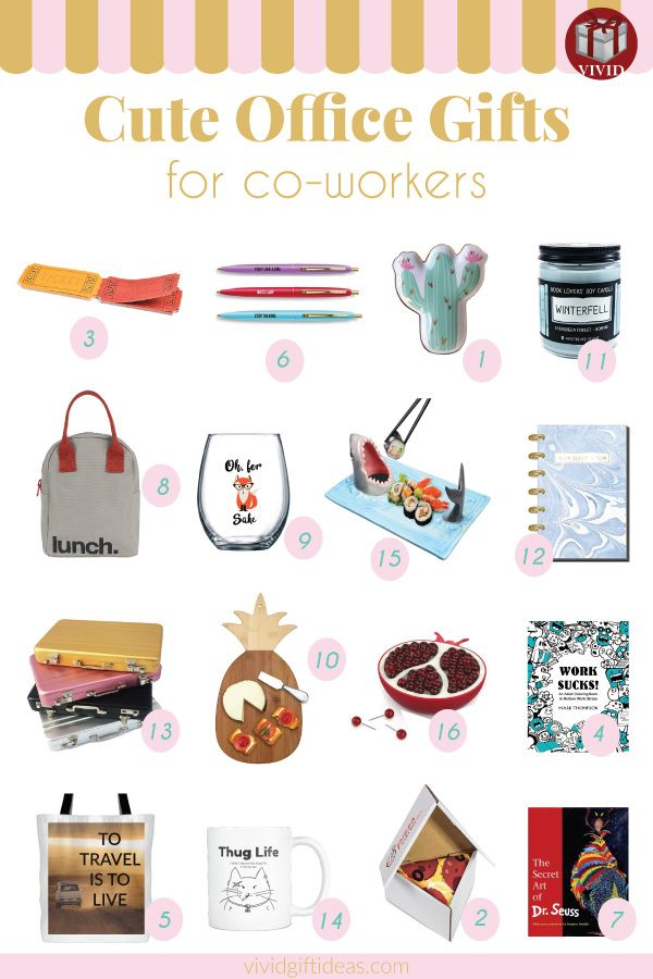 Holiday Gift Guide Best Christmas Gifts For Coworkers 2019 Christmas Gifts For Coworkers Employee Christmas Gifts Holiday Office Gifts