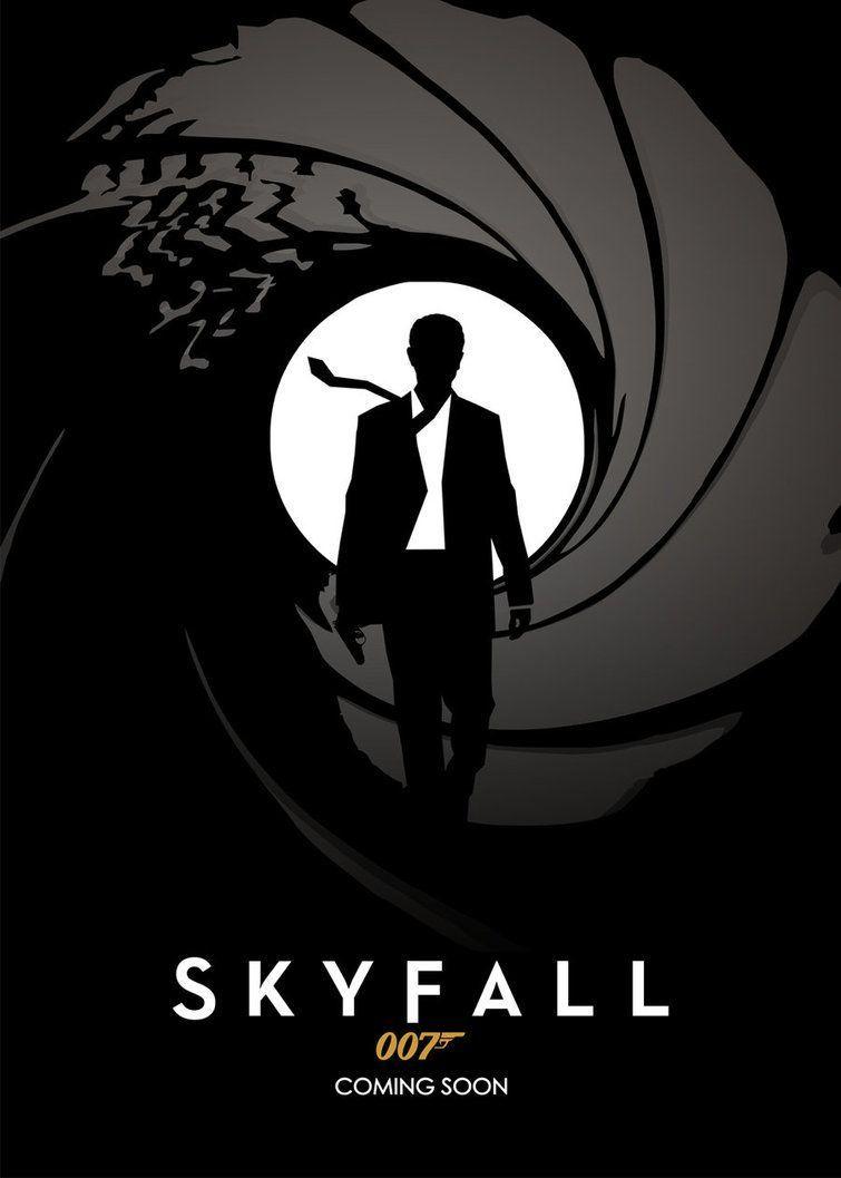 James Bond Iphone Wallpaper James Bond James Bond Skyfall James Bond Movie Posters