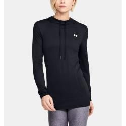 Photo of Under Armour Damen Ua Seamless Hoodie Schwarz Xl Under Armour