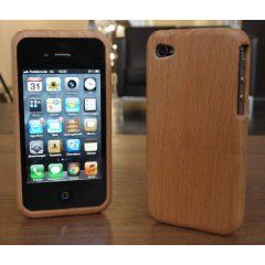 iPhone Case Buche (Beech) - Made in Germany - High Quality - Real Wood