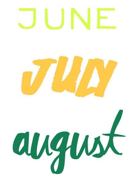 Bright Quietness: I love summer, and summer loves me