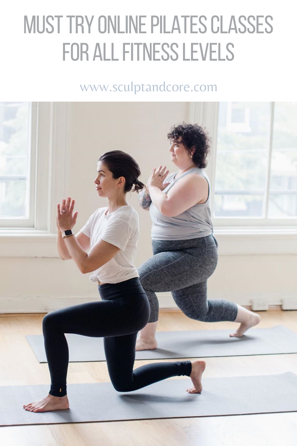 Online Pilates Classes You Should Try