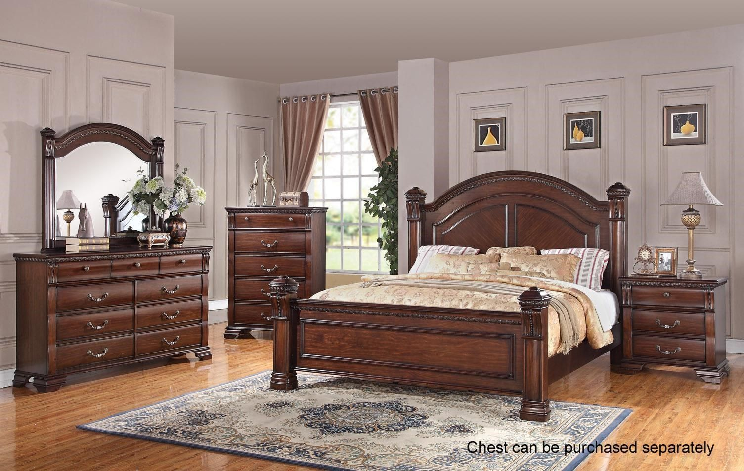 Isabella 527 Bedroom Group by Austin Group | Royal furniture ...