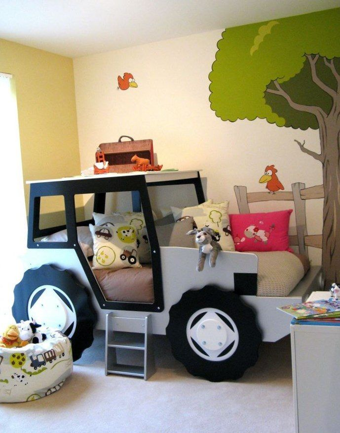 List Of Synonyms And Antonyms Of The Word Tractor Bedroom Interesting Tractor Themed Bedroom