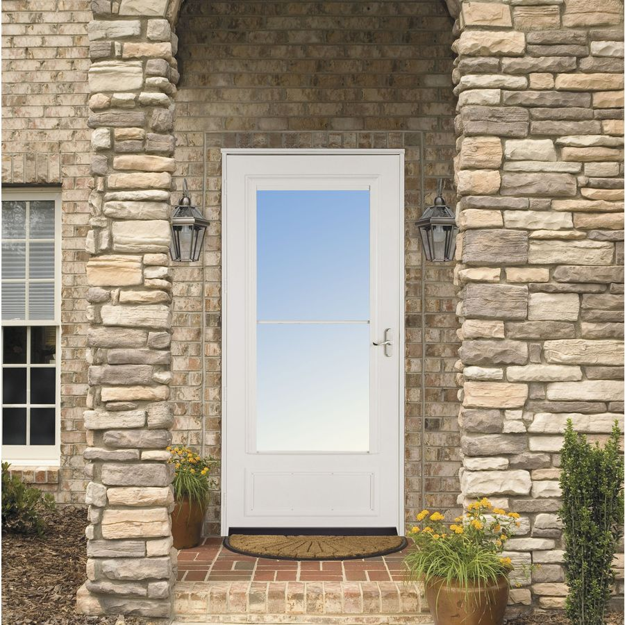 Need The Perfect Color Door For Your Brick Home Here It Is This