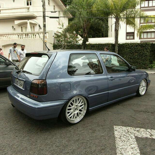 Pin De Daniel Eduardo Rascon Em Vw Golf Mk3 German Look Coisas