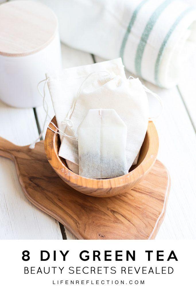 Photo of 8 Incredible DIY Green Tea Beauty Recipes – Life-n-Reflection