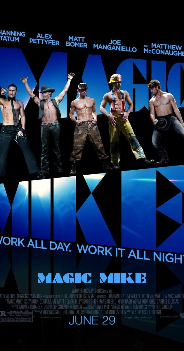 Magic Mike Streaming Vf : magic, streaming, Let's, Movies!