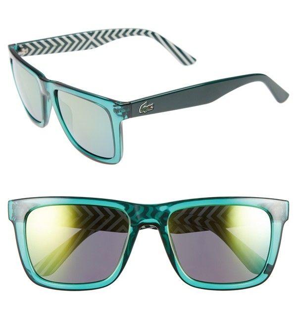 Men's Rag & Bone 62Mm Mirrored Aviator Sunglasses