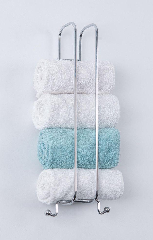 Handtuchhalter Moderner Draht Handtuchhalter für Ihr