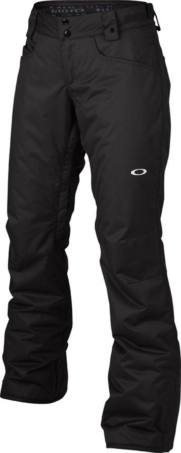 abafbd6addc5 Oakley Tango Insulated Women's Snowboard/Ski Pants, M, Jet Black ...