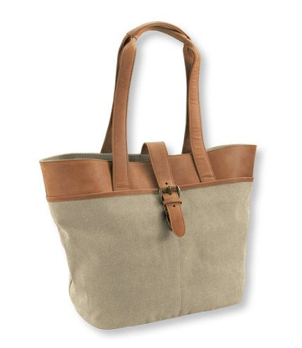 Sunwashed Canvas Tote: Tote Bags | Free Shipping at L.L.Bean