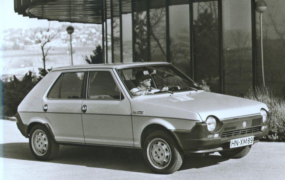 Fiat Ritmo Super 75 / 85 (1981)