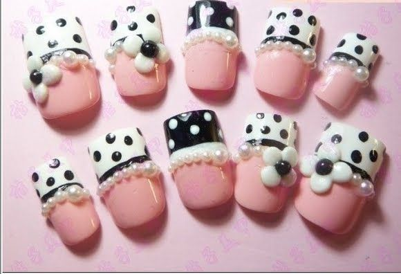 Japanese Nail Art Training With Hair Heels And Attitude Im