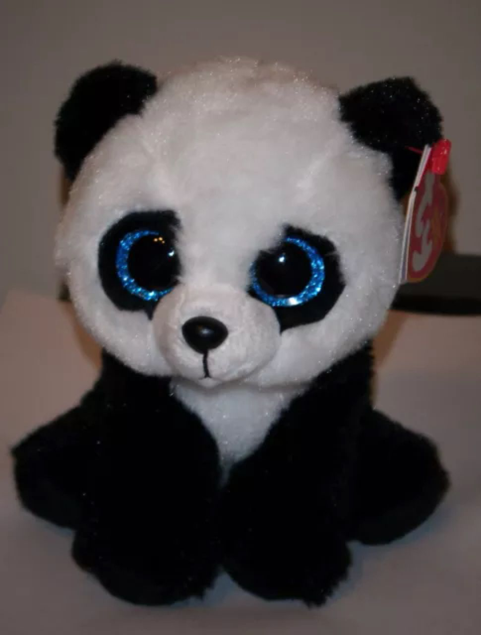 dc7d69171b1 Ming the panda. Panda Stuffed Animal
